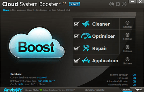 [活動] Cloud System Booster 雲端系統加速器序號免費送! Cloud-System-Booster