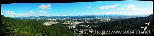 [分享] 送給大家我拍的照片 :) taipei_overview