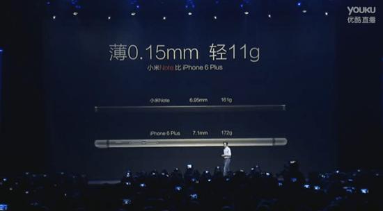 小米推出大尺寸小米NOTE 與小米NOTE 頂配版,高階規格售價僅 2,299 人民幣! 19
