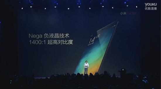 小米推出大尺寸小米NOTE 與小米NOTE 頂配版,高階規格售價僅 2,299 人民幣! 60