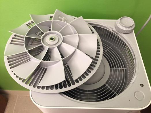 俗又大碗的「小米空氣清淨機」開箱,PM 2.5 過濾效率測給你看 ad44ced67f30