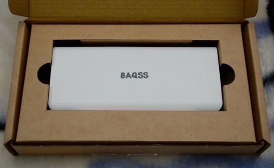 BAQSS BEST4 新改版10400mAh行動電源簡介及測試 03