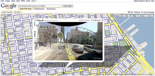 [新訊看板] Google Map即將推出360度街道全景圖 520901702_3939c0dd64