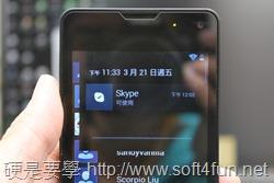 PChomeTalk 首款 Skype Android 專用手機評測 image021