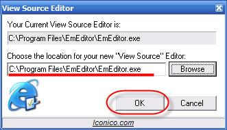 [瀏覽相關] 變更IE檢視原始碼程式的軟體 - View Source Editor 516832559_4324a53dab_o