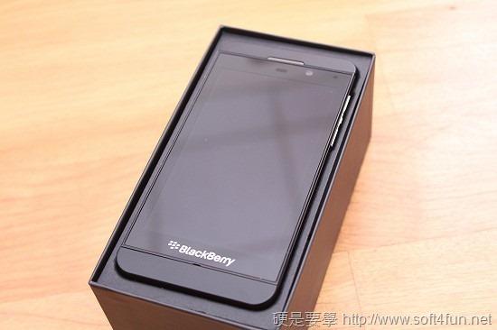 進擊的黑莓機 BlackBerry Z10 開箱評測 IMG_0780