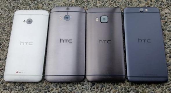 [觀點] HTC One A9 抄襲 iPhone 6s 背面設計一說 htc-one-lineup