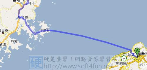 GoogleMap也有航海圖!台灣到澳洲不用搭飛機! 4017369726_0a70d93dd5