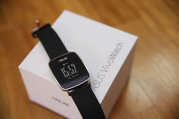 ASUS VivoWatch 運動手錶,電池續航超長,可測UV等級、心率 clip_image002