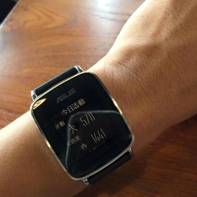 ASUS VivoWatch 運動手錶,電池續航超長,可測UV等級、心率 clip_image017
