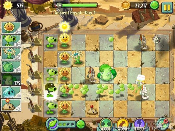 植物大戰僵屍 2 將於 E3 電玩展亮相!iOS 下月首發上陣 PlantsvsZombies21