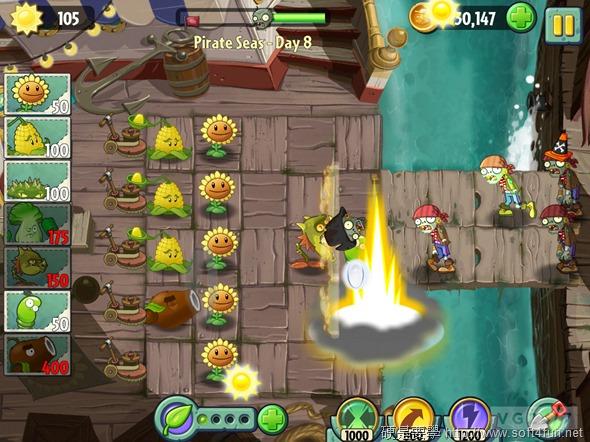 植物大戰僵屍 2 將於 E3 電玩展亮相!iOS 下月首發上陣 PlantsvsZombies22