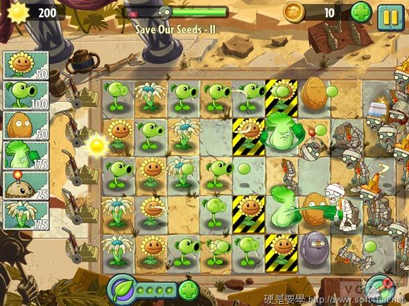 植物大戰僵屍 2 將於 E3 電玩展亮相!iOS 下月首發上陣 PlantsvsZombies24