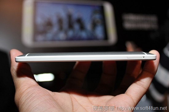 中階機王 hTC One Mini 發布  延續 New hTC One 特色8月中全面上市 IMG_1215