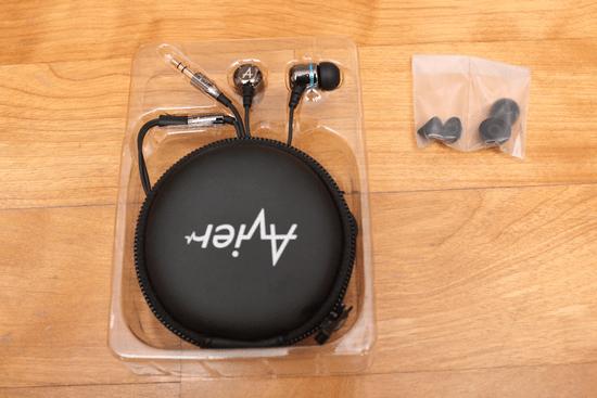 Avier 入耳式全音域耳機,音質好、易收納、價格便宜的高 CP 值選擇! avier-037_3
