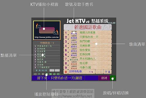 [影音相關] JetKTV 輕鬆打造免費 KTV 點唱機 (進階設定篇) 3150567669_bc85832c73