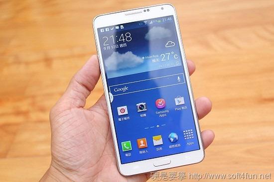 Samsung Galaxy Note 3 勸敗開箱評測+實用週邊推薦 clip_image001