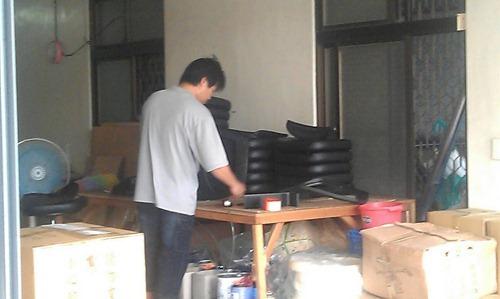 [開箱] 台南電腦椅/辦公椅,高CP值、俗擱大碗!(台南工廠) 25---2