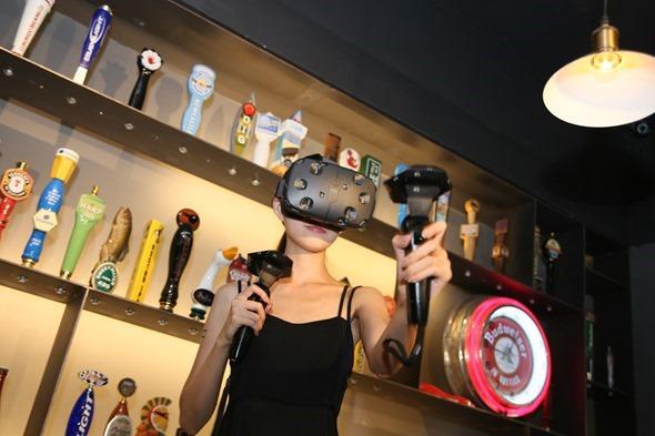 [評論] 用虛擬實境(VR)眼鏡看虛擬實境電影的心得與隱憂 HTV-VIVE