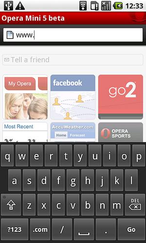 更快、更省錢的手機瀏覽Android 版的 Opera Mini 5 beta 發表 4423774255_dd40662296