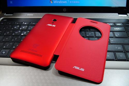 手機皮套也長智慧?! ASUS 原廠 Zenfone 智慧皮套實測 ZF1