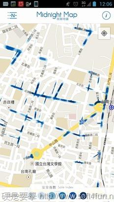 夜歸地圖 - 讓夜歸的旅人與上班族能夠更加安心的好夥伴 Screenshot_2014-05-23-00-06-08