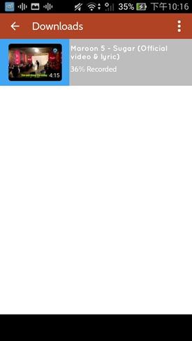 Peggo:快速把利用手機將YouTube影片轉成MP3格式 09