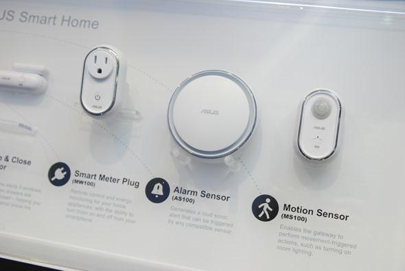 進軍智慧家居市場,華碩發表智慧家居系列產品 DSC_0040