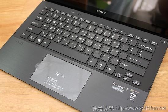 [評測] Sony VAIO Pro13 超輕薄碳纖維觸控筆電 clip_image011