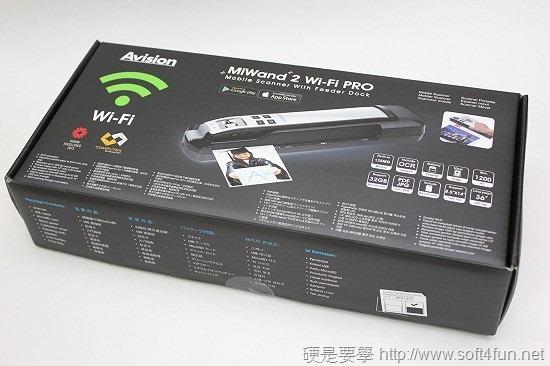 支援Wi-Fi傳檔的手持掃描器:行動CoCo棒2 WiFi clip_image001