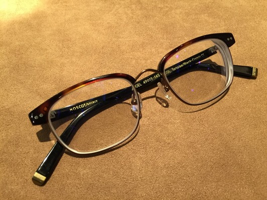 光明分子MOSCOT眼鏡-142