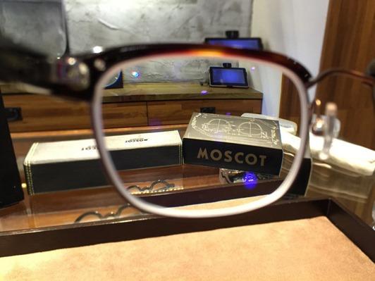 濾藍光眼鏡配鏡推薦:光明分子的眼鏡世界 MOSCOT146