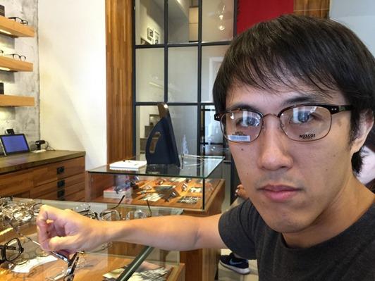 濾藍光眼鏡配鏡推薦:光明分子的眼鏡世界 MOSCOT21