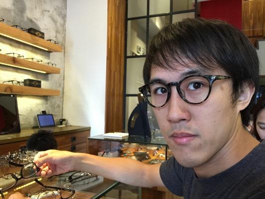 濾藍光眼鏡配鏡推薦:光明分子的眼鏡世界 MOSCOT22