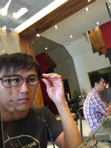 濾藍光眼鏡配鏡推薦:光明分子的眼鏡世界 MOSCOT25