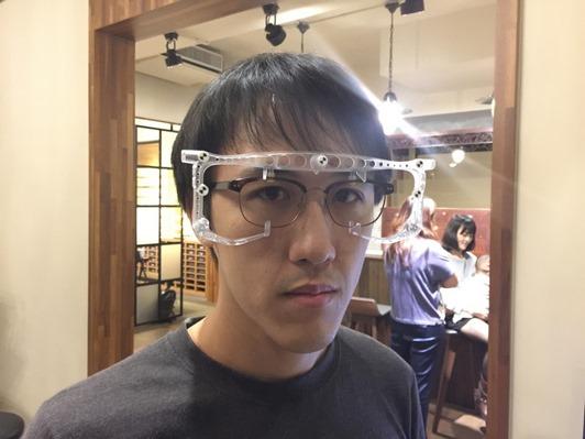 濾藍光眼鏡配鏡推薦:光明分子的眼鏡世界 MOSCOT82