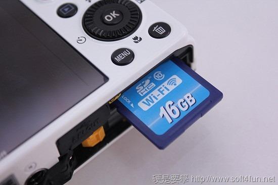 Wi-Fi記憶卡,免拔卡直接分享照片到 FB IMG_0534
