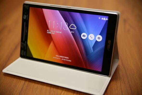 超值追劇神器 ASUS ZenPad 8.0 平板,充電背蓋+5.1聲道環繞音響皮套爽爽看! zenpad804