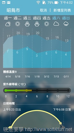 ASUS Zenfone 6 評測:全新驚豔 ZenUI,工作、娛樂、美肌拍照一把罩 (含預購價格資訊) Screenshot_2014-04-06-16-02-44