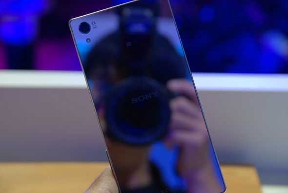 Sony 推出全球首支 4K 螢幕頂級智慧型手機 Xperia Z5 Premium,周董現身! DSC_0007