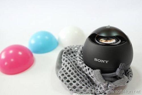 [開箱] Sony SRS-BTV5 NFC藍牙球型喇叭(含無線聽筒) clip_image0204