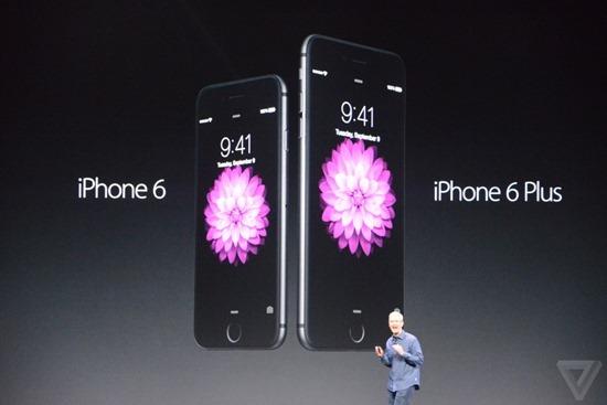 大尺寸 iPhone 發布!Apple 推出 iPhone 6 及 iPhone 6 Plus DSC_4451
