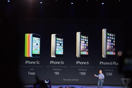 大尺寸 iPhone 發布!Apple 推出 iPhone 6 及 iPhone 6 Plus DSC_4738