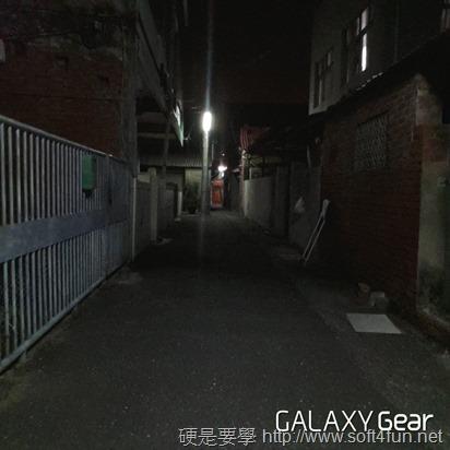 [評測] Samsung Galaxy Gear智慧型手錶動手玩 20131112_215940