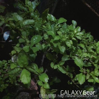 [評測] Samsung Galaxy Gear智慧型手錶動手玩 20131112_220603