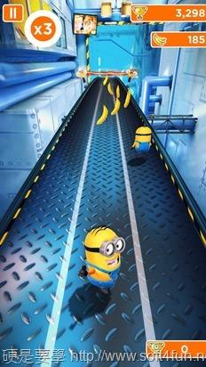 神偷奶爸2電影遊戲,可愛逗趣的小小兵陪你high翻暑假(Android/iOS) 3
