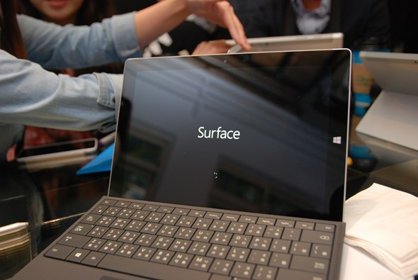 低階筆電掰掰! 微軟推出 Surface 3 筆電平板,完整 Windows 8.1 使用 Office 沒煩惱! DSC_0042