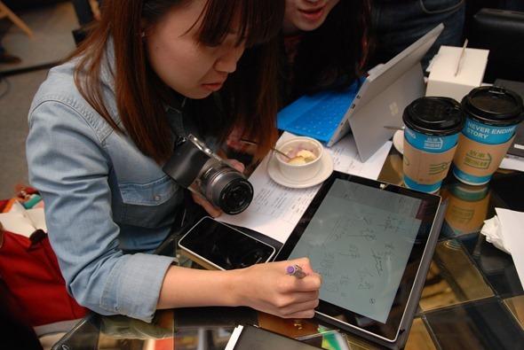 低階筆電掰掰! 微軟推出 Surface 3 筆電平板,完整 Windows 8.1 使用 Office 沒煩惱! DSC_0074