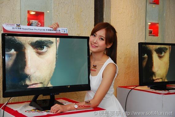 瞄準商務應用、家庭娛樂,ViewSonic 再推多款顯示器、投影機 DSC_0201