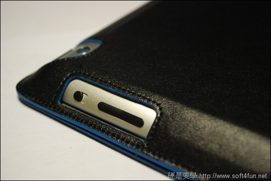 [開箱] 日系輕薄 New iPad 皮套 - Yogo ThinBook DSC_0035
